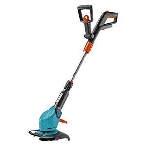 Gardena Trimmer EasyCut Li-18/23R, Blue/Black/Orange/Silver, 30x20x20 cm