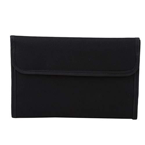 JOOFFF Objektiv Filter Tasche Brieftasche Fall für SLR & DSLR Kameras Platz Filter Aufbewahrungstasche die meisten Größen erhältlich, 8 Packs, Size4 #