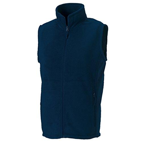 MAKZ - Manteau sans manche - Homme Bleu - Bleu marine