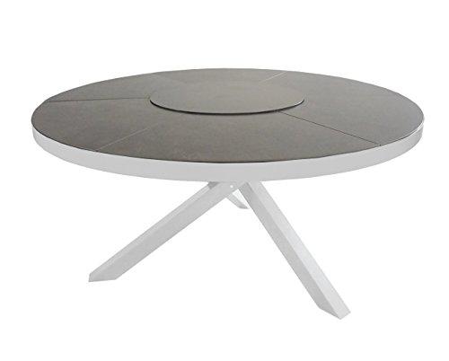 Tisch Mojito Ceramic Blanco ø150cm