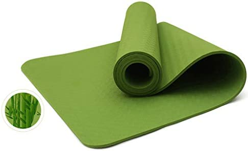 HappyTime Stuoia Stuoia Stuoia di Yoga, stuoia dell'esercitazione dell'interno, Materiale del TPE, 183x61x 0.8 Centimetri, Adatto per i Professionisti intermedi di Yoga Junior,a B07M9B6PRN Parent | Valore Formidabile
