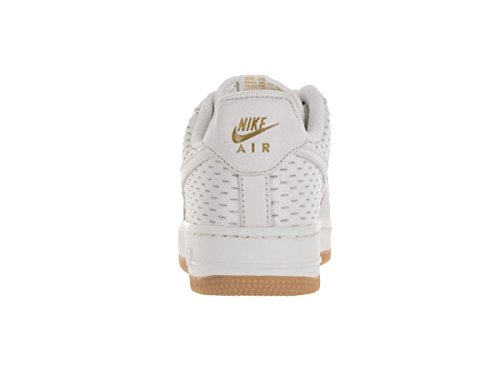 Nike - Wms Air Force 1 '07 Prm, Scarpe sportive Donna Bianco (Blanco (White / White-Summit White))