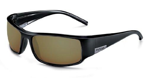 Bollé Sonnenbrille King Shiny Black, L