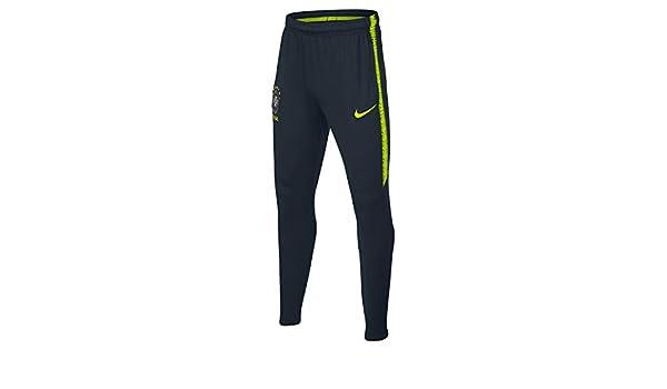 Nike Dry Brasil CBF Squad Pantalon Mixte Adulte XS Bleu