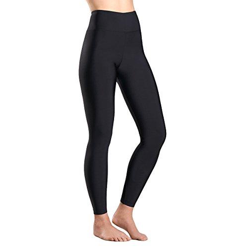 Kasheer ShapeLeggings | Figurformende Shapewear Damen | Leggings für glatte, schlanke Silhouette | Schwarz, Gr. 52/54/XX-Large