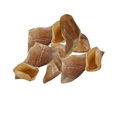 Emcke\'s Kauhufe vom Rind, Ergänzungsfutter für Hunde (30 Stück im Beutel)