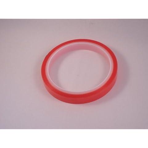 Super Sticky acrílico transparente cinta adhesiva de doble cara 12mm x 5m