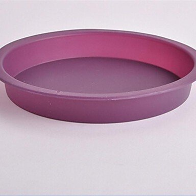 WYFC Circular Shape Cake Chocolate Molds.Silicone 22.5×3.5×2 CM(8.9×1.4×0.8 INCH) - 22 Chocolate Mold