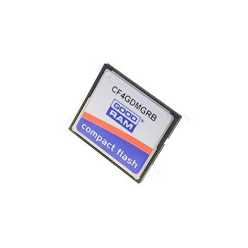 CF4GDMGRB Memory Card Industrial Compact Flash, MLC 4GB -40÷85°C GOODRAM
