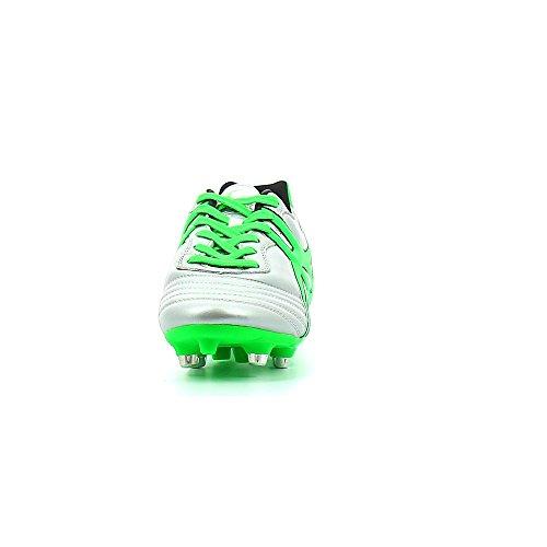 Jink Pro SG 6 Crampons Chrome - Crampons de Rugby - Vert/Chrome green