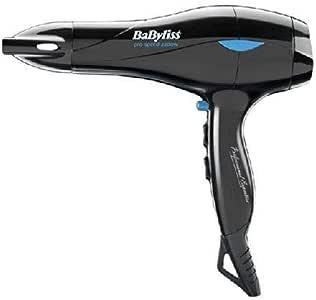 BaByliss Sèche cheveux 2200W Friser Gratuit Céramique Technologie 5541CU