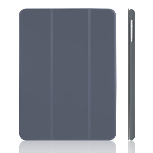 JETech® Gold Serial iPad Air Slim Fit Smart Case Cover Custodia per Apple iPad Air iPad 5 con funzione auto sonno / sveglia
