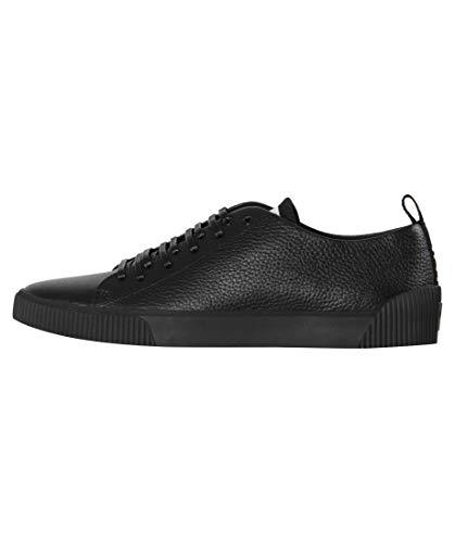 BOSS Hugo Herren Sneaker Zero schwarz (15) 46 (Hugo Boss Schuhe Herren Schwarz)