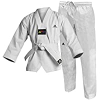 Adi Start Taekwondo Dobok/Suit, Blanco