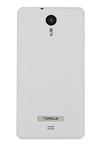 Torque Smart 5 inch Android 1.3 Quad Core Processor Mobile Phone in White Colour