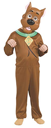 Scooby Doo Kind Kostüm - Scooby Doo Kinder-Kostüm Maske & Jumpsuit