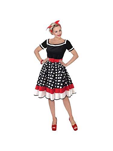 Erwachsenenkostüm 50er Jahre Mode (50er Jahre Motto-kostüme)