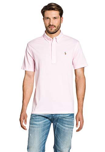 Polo Ralph Lauren Herren City Hemd Business Freizeit gerader Schnitt Baumwolle