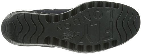 Scarponcini Da Mosca Londra Yat Short Blu (navy / Nero 003)