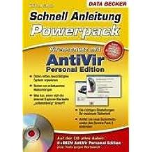 Virenschutz mit Antivir Personal Edition, m. CD-ROM
