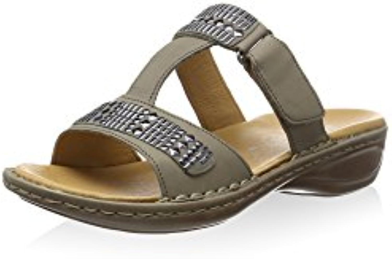 ara Hawaii Damen Pantoletten 2018 Letztes Modell  Mode Schuhe Billig Online-Verkauf