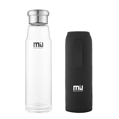 miu-color-700ml-borosilicate-glass-water-bottlelarge-capacity-water-bottle-with-nylon-sleeveleak-pro