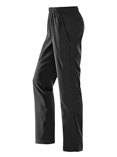 Michaelax-Fashion-Trade -  Pantaloni sportivi  - straight - Basic - Uomo Black (00700)