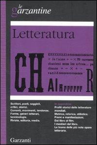 Letteratura (Le Garzantine)