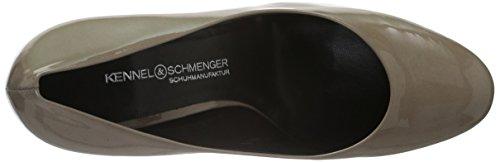 Kennel und Schmenger Schuhmanufaktur Damen Sheyla Pumps Grau (frost 306)