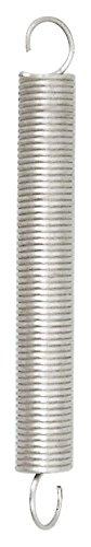 Chapuis RST133Stück Tieferlegungsfedern Zugkraft-Stahl verzinkt-Arbeitslast Ungefähre 2kg-Durchmesser 0, 6mm-Länge 50mm, grau, 3-teiliges Set