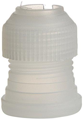 DeColorDulce sg1330 Set Adaptateur Embout, Blanc, 15 x 10 x 4 cm, Lot de 4
