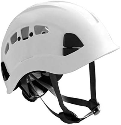 Haodan electronics Casco Alpinismo Bianco, Casco Downhill Rescue Downhill, Downhill, Downhill, Casco Ultra Light Outdoor B07GGGZCZZ Parent   Distinctive    Qualità Stabile    Ha una lunga reputazione  19e3b9