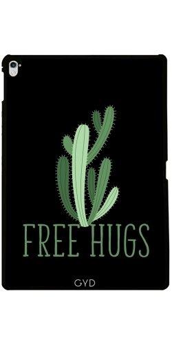 Hülle für Apple Ipad Pro (9.7 Zoll) - Free Hugs Kaktus by (Ideen Lustige Satire)