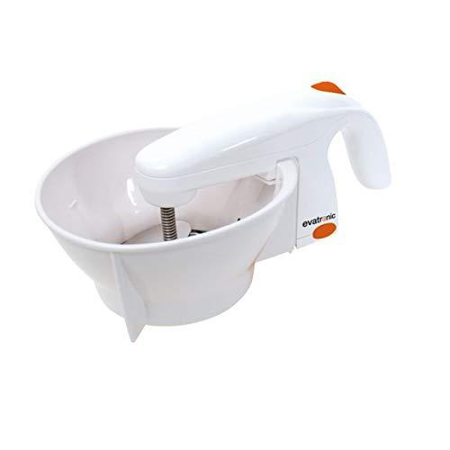Générique 26614Moulinette pasapurés (plástico blanco 40x 51x 34cm