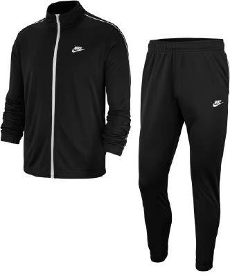 Nike Herren NSW Ce Anzug Pk Basic Trainingsanzug, Midnight Navy White, M