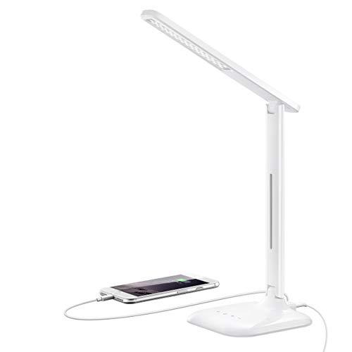 Lampara Escritorio LED USB Regulable
