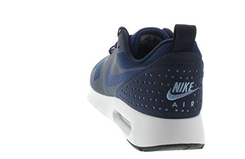 Nike - Polo Uomo Bianco-azzuro-blu Marino