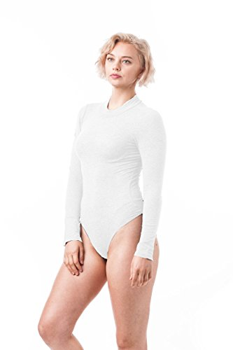Khanomak Damen Formender Body Weiß