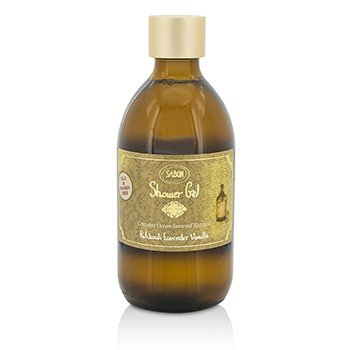 Sabon Shower Gel - Patchouli Lavender Vanilla 300ml