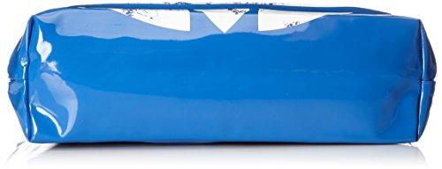Adidas Beach loopbag L Blue mabul Blu - Blue/Multicolor