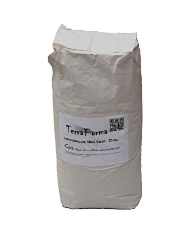 Terra Forma Lehmgrund-Oberputz a 25 kg