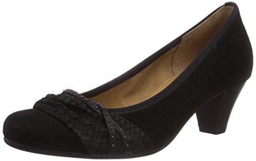 Gabor Shoes Gabor 25.481.37 Damen Geschlossen Pumps Schwarz