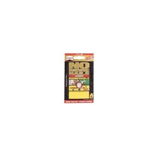 unibond-no-more-nails-removable-translucent-strips-ref-781739-pack-10
