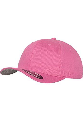 MasterDis Baseball Cap Flexfit Herren Flexfit Cap Pink
