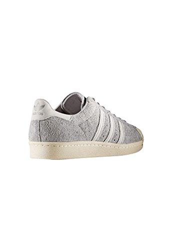 Adidas Sneaker Men SUPERSTAR 80S S75849 Hellgrau Grau