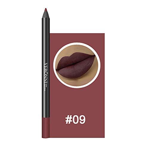 Dtuta 13 Farben Lippenstift Billig Lippenpflege Konturenstifte Zum Zeichnen Lippglosse Langlebig...