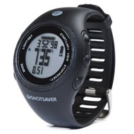 SNOOPER GOLF GPS GERäT SHOTSAVER - GPS DE MANO  COLOR NEGRO