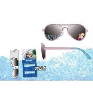 Disney - frozen wd15025 metal occhiali da sole rosa