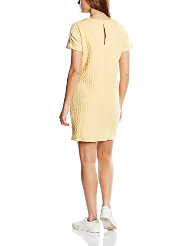 Pepa Loves Dress Cable Lemon, Vestaglia Donna Yellow