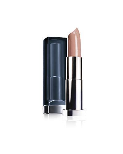 Maybelline Color Sensational Inti-Matte Nudes Lippenstift, Nr. 983 beige babe, taucht die Lippen in sinnliches, warmes Beige-Nude, mit Matt-Finish, feuchtigkeitsspendend, 4,4 g